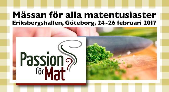 EkoMusslor Passion för mat